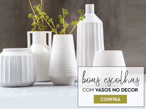 vasos no decor