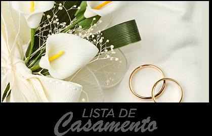 Lista de casamentos